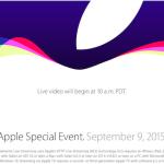 9/9はApple祭り!当然オフショアファンドマネージャーが要注視のイベント!