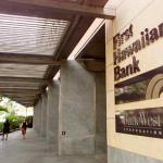 First Hawaiian Bankの大口現金入金方法(預金封鎖/デノミ対策を考える人)
