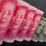 人民元(CNY)が対ドルで5年ぶりの安値圏へ(今後、アジア通貨も連安リスク)