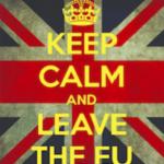 オフショアファンドのGBP投資家は必見「Brexit状況まとめ」(マーケット大荒れのBrexit国民投票まで残り9日)