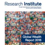 超富裕層(個人資産5,000万ドル(約55億円)以上を持つ人たち)はどこに住んでいる?(GLOBAL WEALTH REPORT2016)