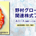 野村グローバルAI関連株式ファンド(Aコース為替ヘッジあり/Bコース為替ヘッジなし)