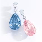 ダイヤモンドは永遠の輝き!過去最高約63億円(5,700万ドル)でダイヤのイヤリング落札!奥様のプレゼントにいかがでしょう?