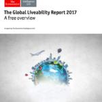 2017年版「世界で最も住みやすい都市ランキング」7年連続で・・・