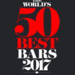THE WORLD'S 50 BEST BARS 2017(2017年版 全世界50ベストバー)